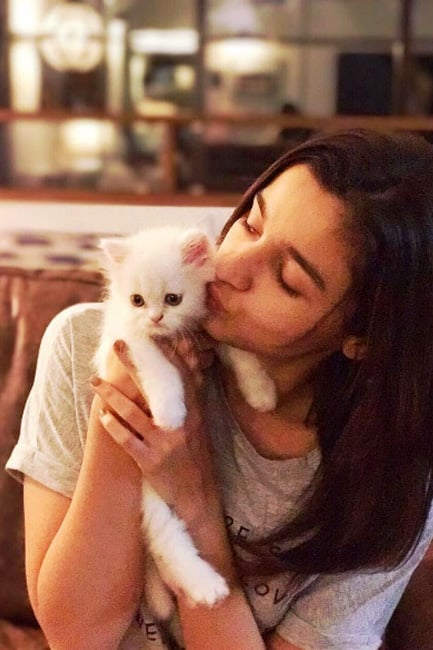 Alia Bhatt shares a cute picture on Instagram