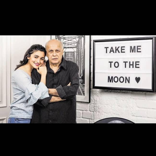 Alia Bhatt shares a cute picture with her daddy on Instagram