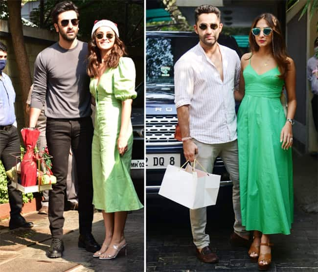 All the stars from the Kapoor Christmas special lunch