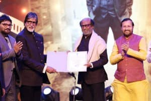 Amitabh Bachchan And Rajinikanth Inaugurate IFFI Goa 2019, Thank Fans For Their Love Throughout