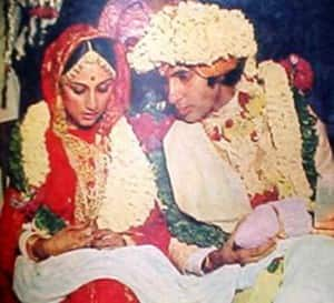 Amitabh Bachchan–Jaya Bachchan's Wedding Anniversary: Pics When They Became Mr & Mrs 47 Years Ago