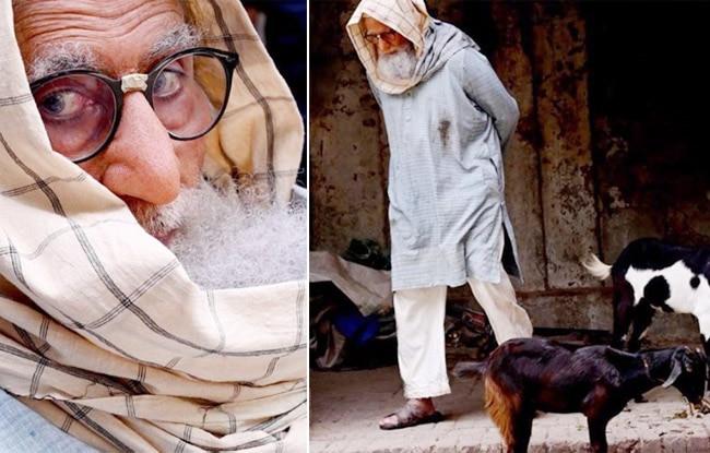 Amitabh Bachchan s makeover for Gulabo Sitabo