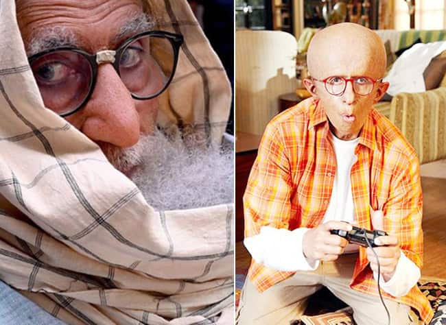 Amitabh Bachchan s makeover in films