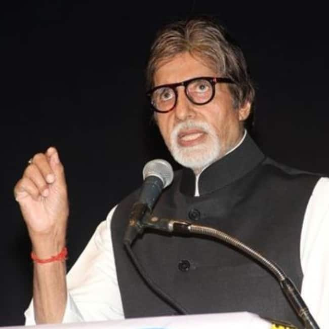 Amitabh Bachchan s new campaign