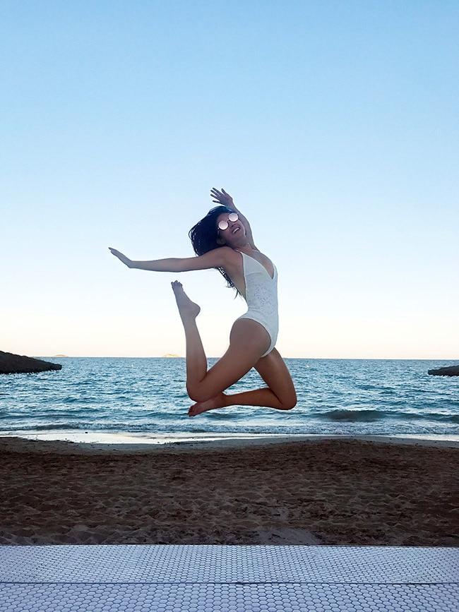 Amyra Dastur is Too Hot to Handle in White Bikini