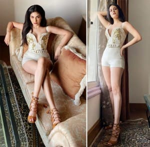 Amyra Dastur is raising temperatures with her bold photoshoots