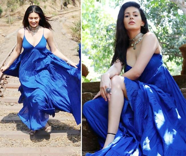Amyra Dastur s hot look
