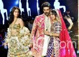 Pati Patni Aur Woh Cast Ananya Panday, Kartik Aaryan, and Bhumi Pednekar Look Stunning As They Walk The Ramp