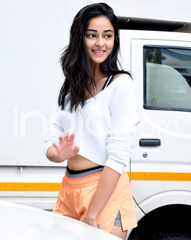 Ananya Panday s latest cute look