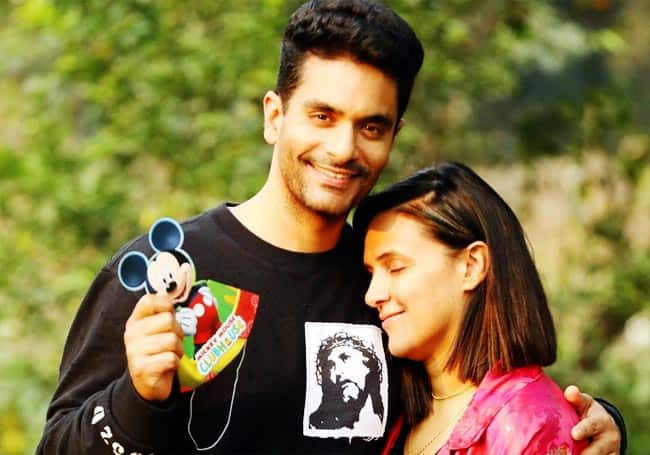 Angad Bedi and Neha Dhupia teamed up to host a fun birthday bash for daughter  Mehr