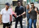 Maharashtra Assembly Election 2019: Aamir Khan, Lara Dutta, Sachin Tendulkar, Anil Kapoor, Deepika Padukone And Others Cast Vote in Mumbai