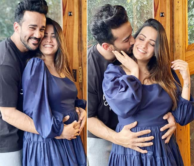 Anita Hassanandani Rohit Reddy   s Babymoon pictures are adorable