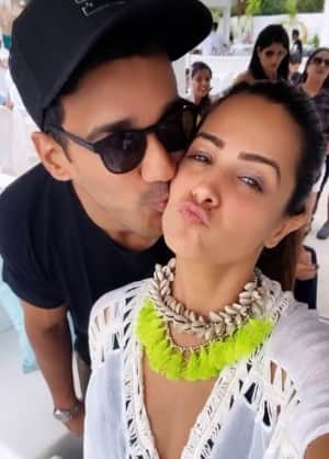 Get a Sneak-Peak Into Anita Hassanandani And Rohit Reddy's Much-Awaited Holiday in Goa Post Nach Baliye 9
