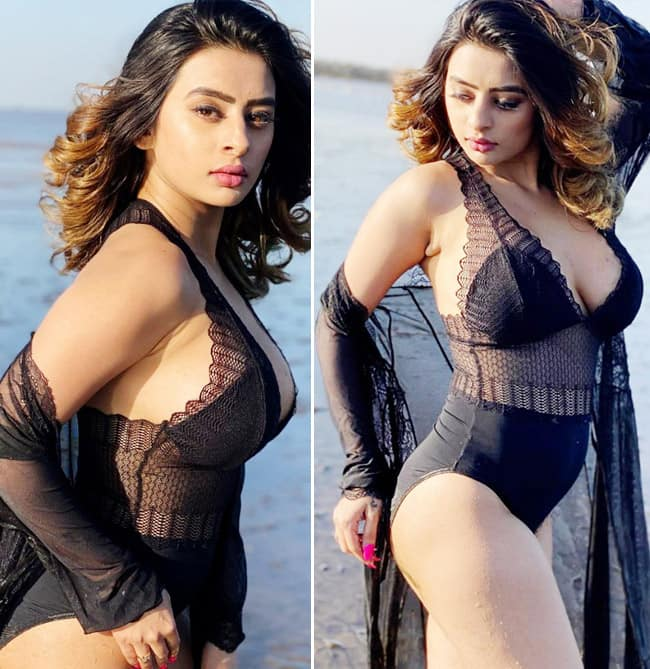 Ankita Dave's Hot And Sizzling Bikini Pictures Are Enough to Make Men go  Weak in Knees