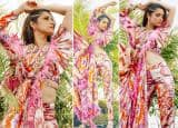 Ankita Lokhande Conquered Our Hearts in a Multicoloured Printed Co-ord Set| See Photos