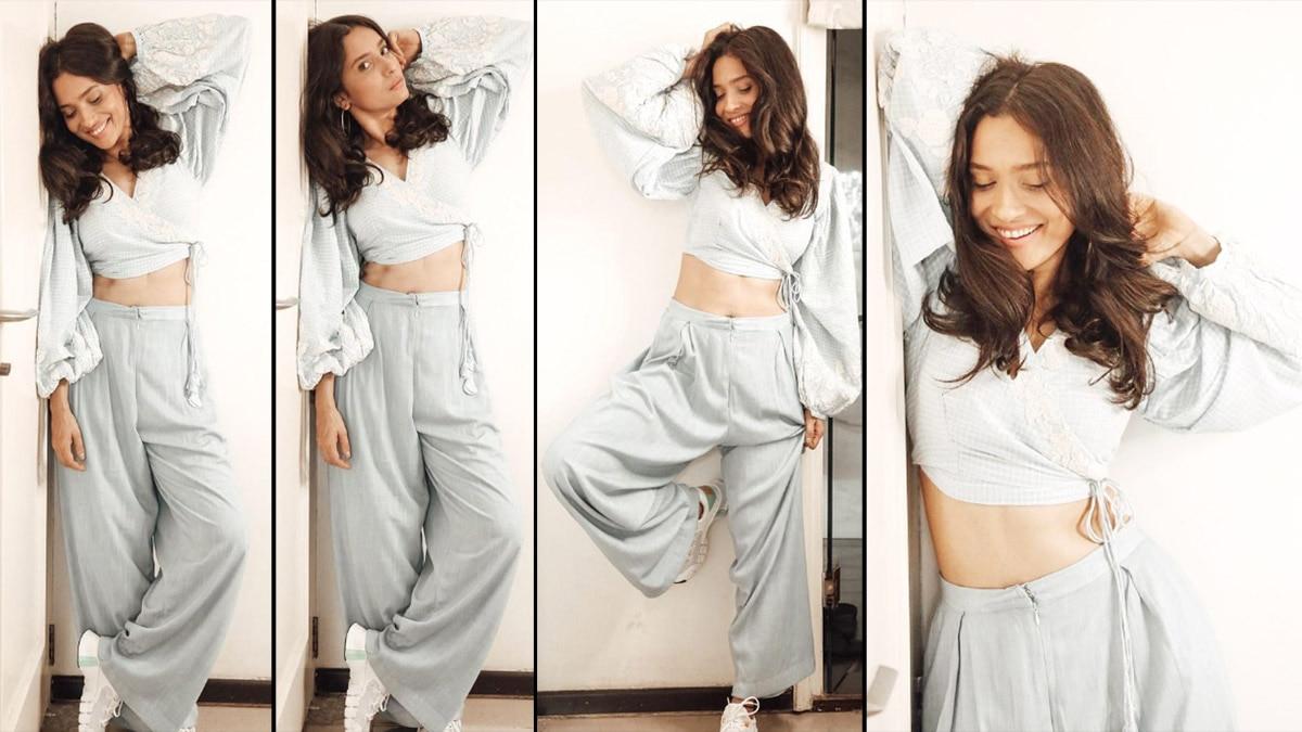 Ankita Lokhande Looks Her Sexiest Best