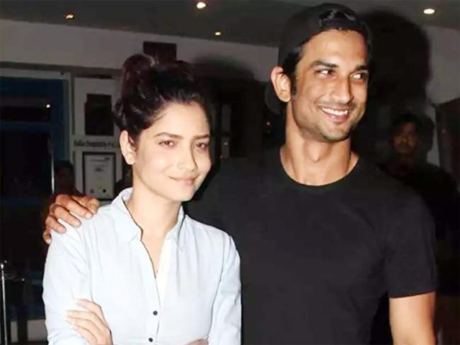 Ankita Lokhande love Sushant Singh Rajput  Opposites attract