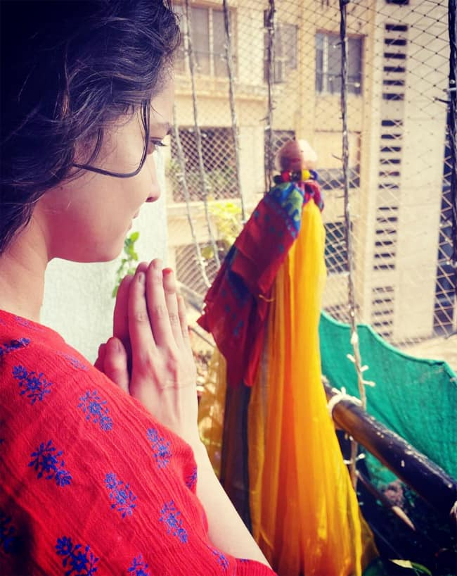 Ankita Lokhande Wishes 'Happy Gudi Padwa'