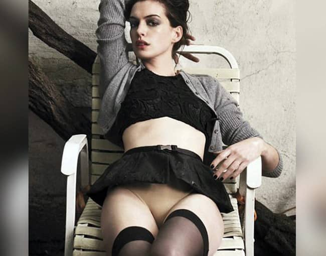 Consider, that Sex girl anne hathaway
