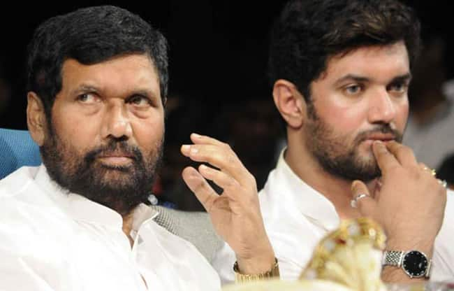 Another Dissenting Ally  Paswan   s LJP Says Support to BJP Issue Based  Demands Removal of NGT Chairman