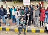 Anti-CAA Protests Erupt in Delhi, UP, Bihar & Other Parts of Country | See Pics