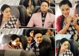 Anupamaa: Anuj Kapadia Fulfils Anupama's Childhood Dreams As The Duo Travels For a Business Trip | See Pics