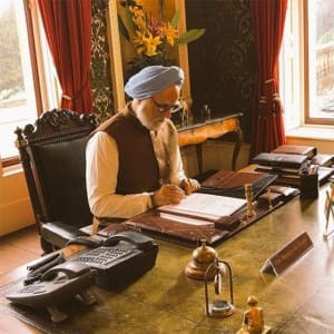 The Accidental Prime Minister first look pictures
