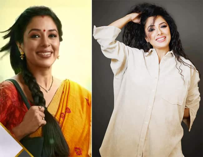 Anupama  Rupali Ganguly looks bold and beautiful