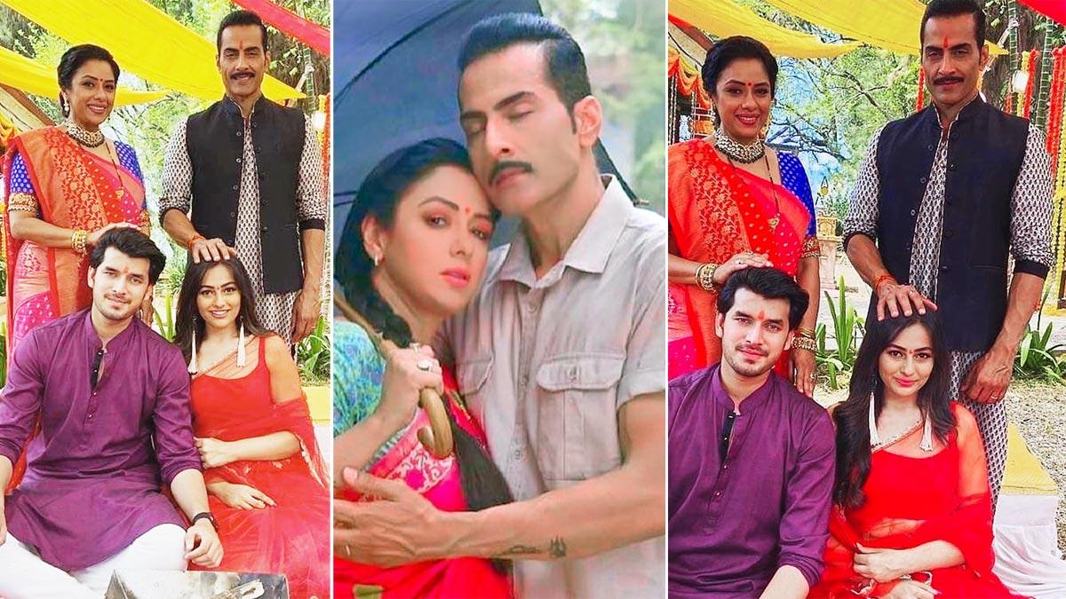 Anupama  Samar Nandini Finally Get Engaged