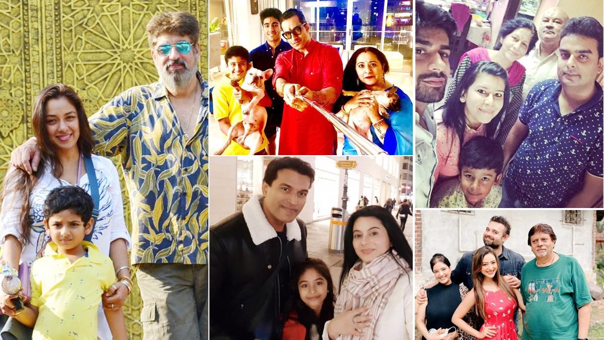 Anupamaa Cast Real Life Family Photos