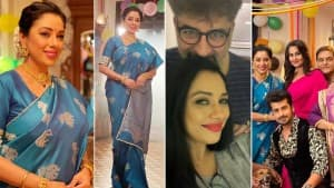 Anupamaa Fame Rupali Ganguly Flaunts Her Ethnic Wear Styling And We Are In Love With It