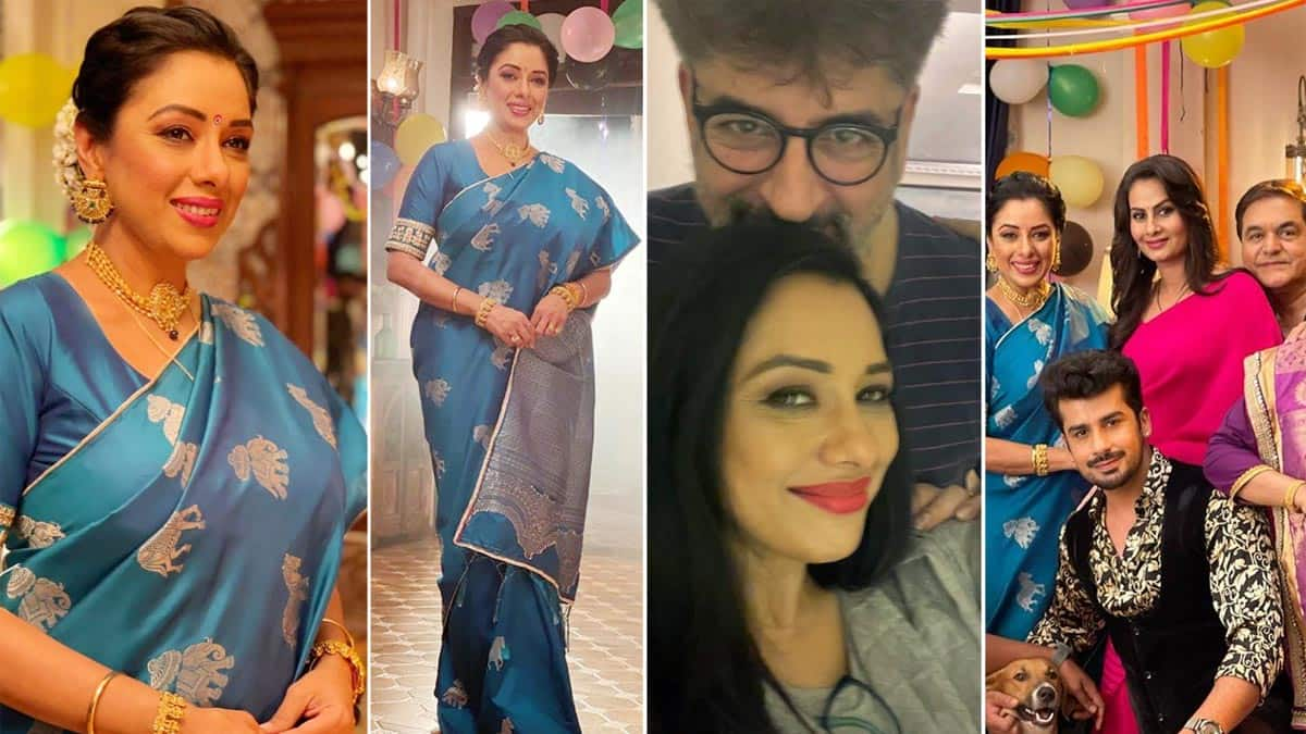Anupamaa Fame Rupali Ganguly is a Vision To Behold In Recent Pictures