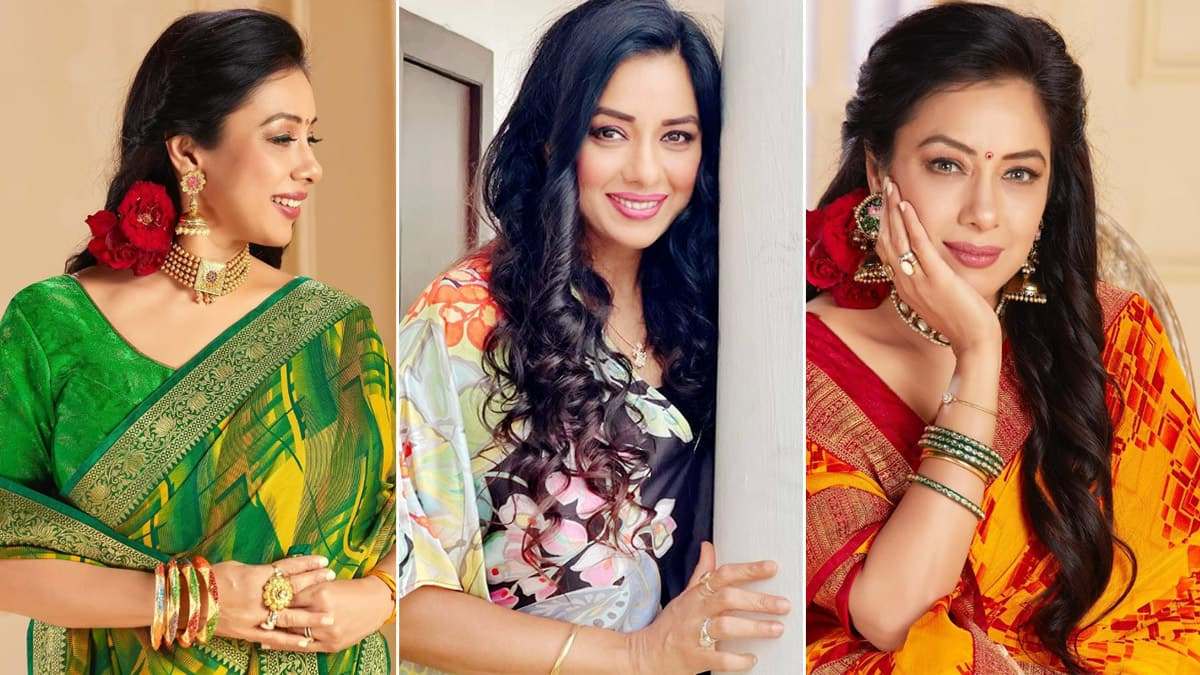 Anupamaa fame Rupali Ganguly looks ethereal in these beautiful photos