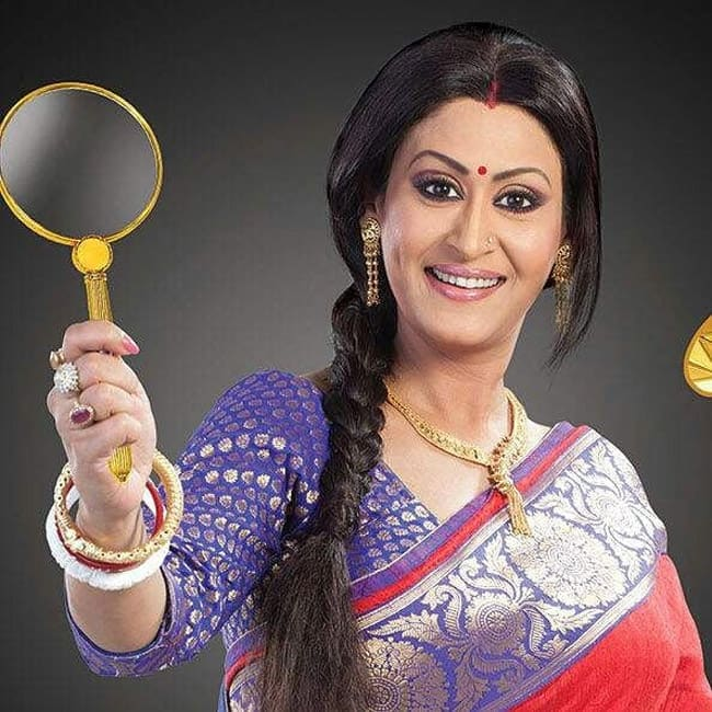 Anupamaa is a Remake of Indrani Haider   s Bengali Show Shrimoi