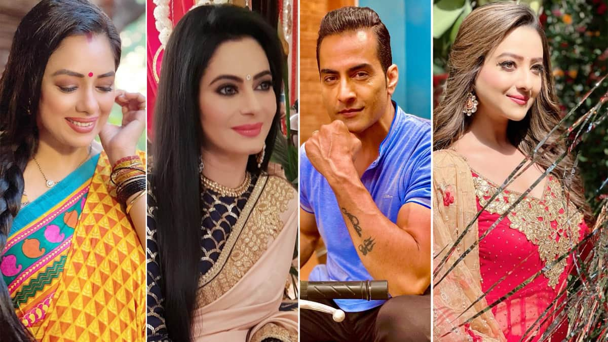 Anupamaa  Rupali Ganguly To Sudhanshu Pandey  Know Show s Cast Qualification