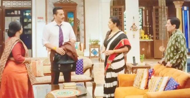 Anupamaa  Vanraj Gives Good News To Anupama And Baa Bapuji