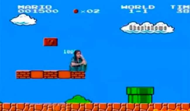 Anushka Sharma Turns Into a Mario And The Results Are