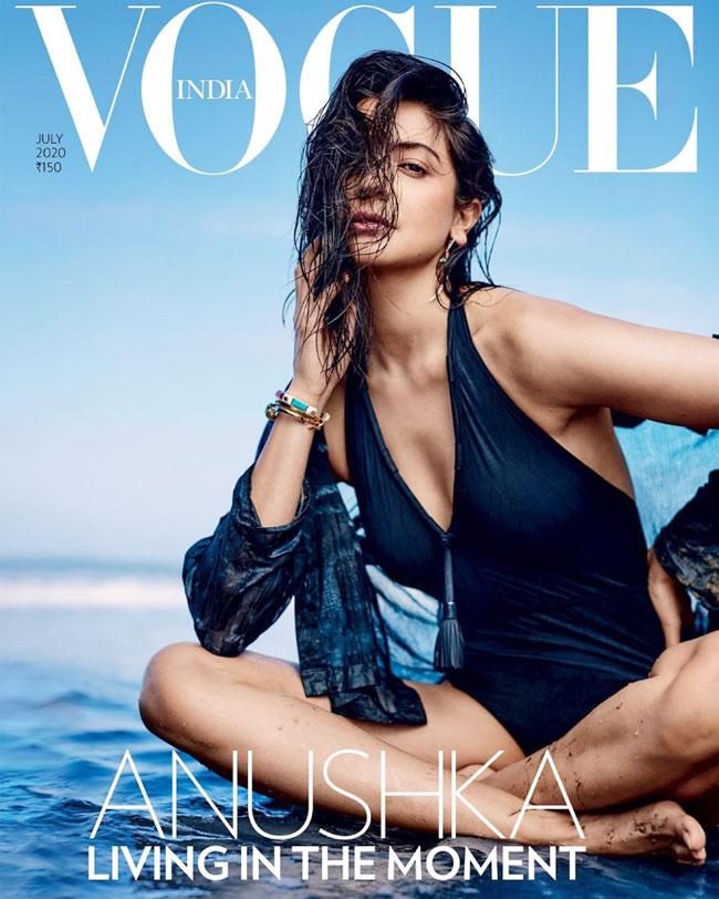 Anushka Sharma   s Vogue Photoshoot