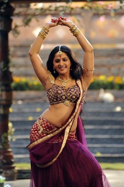 Anushka Shetty in sultry avatar
