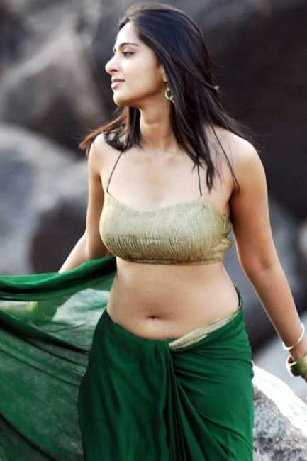 Anushka Shetty looks super sexy in this picture