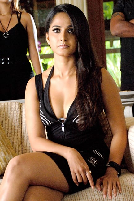 Anushka Shetty poses for a super hot picture