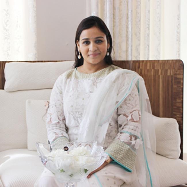 Aparna Yadav  second daughter in law of Mulayam Singh Yadav