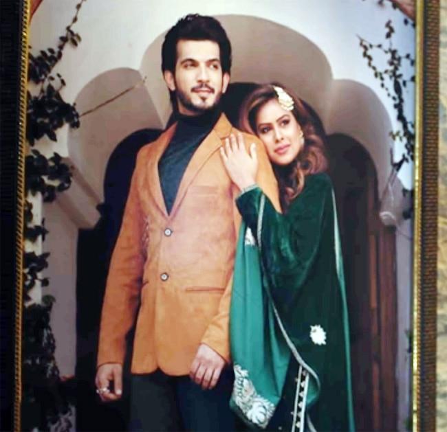 Arjun Bijlani and Nia Sharma   s song Tum Bewafa Ho has pain
