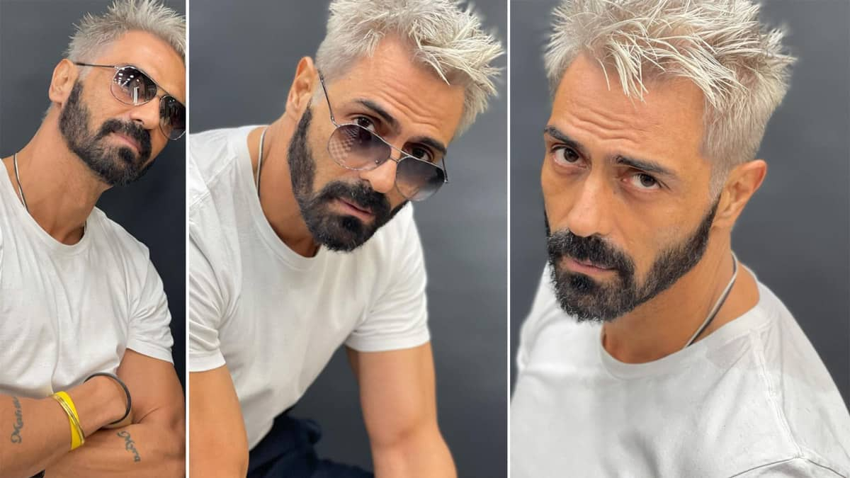 Arjun Rampal s New Look For Upcoming Movie Is So HOT