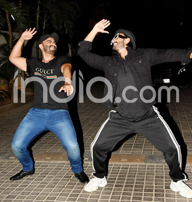 Arjun Ranveer together again