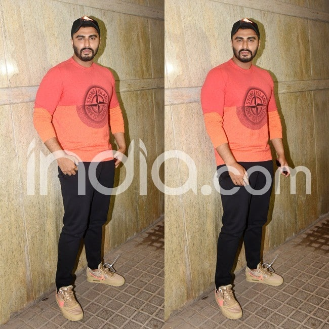 Arjun s casual yet stylish look