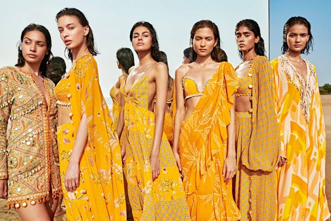 Arpita Mehta   s Latest Collection Explored the Unique Style Elements Within Women