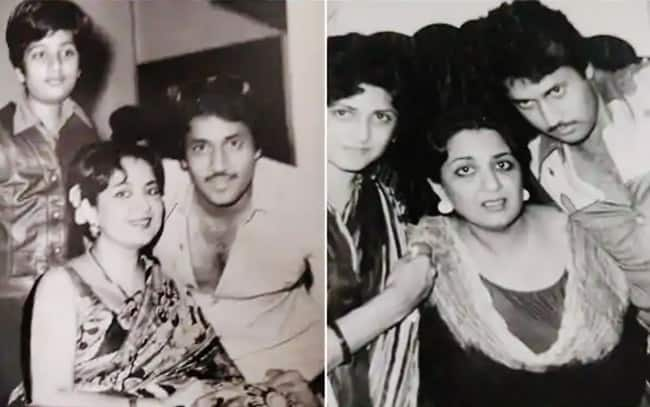 Arun Govil's Throwback Pictures