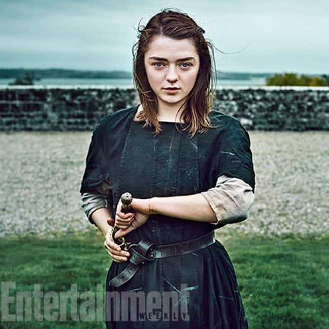 Arya Stark takes revenge from Walder Frey in Game of Thrones season 6 finale