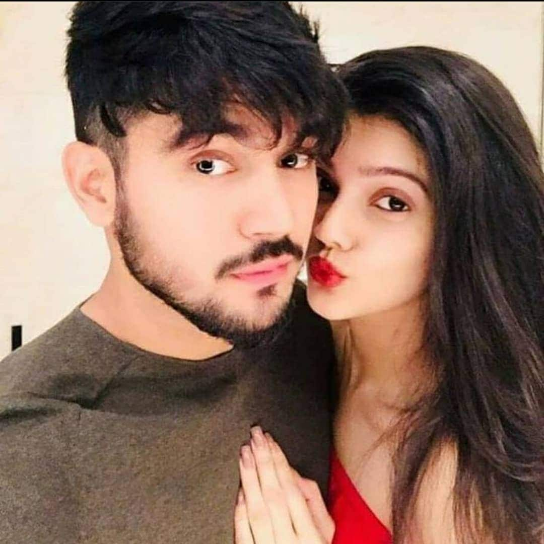 Ashrita Shetty With the Love of Her Life